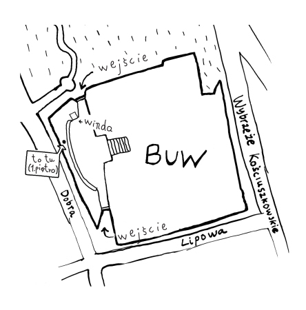 mapa buwu